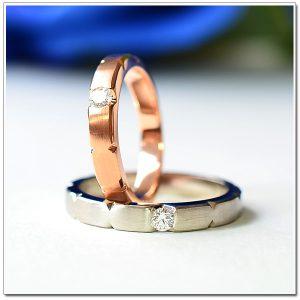 แหวนคู่ แหวนแต่งงานทองคำขาว 1187