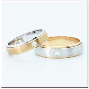 แหวนแต่งงาน แหวนคู่ สองกษัตริย์