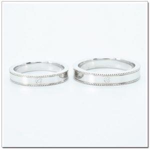 แหวนแต่งงาน แหวนคู่ GR1103