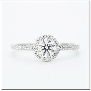 แหวนแพลทินัม - GR1183