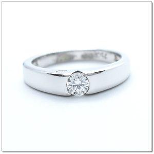 แหวนเพชรผู้ชาย ดีไซน์เก๋