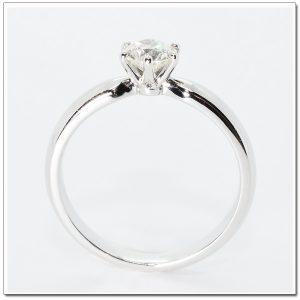 แหวนเพชรเม็ดเดี่ยว 39 ตังค์ 3D