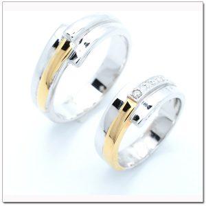 แหวนคู่ แหวนแต่งงาน สองกษัตริย์