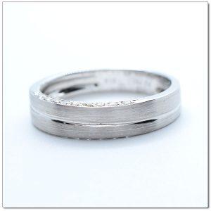 แหวนเพชรผิวด้าน