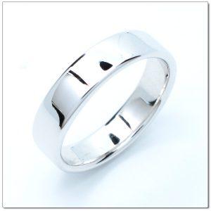 แหวนเกลี้ยงทองขาว แหวนเกลี้ยงทองคำขาว