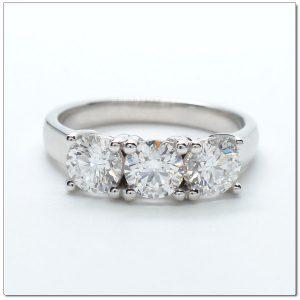 แหวนเพชร trinity